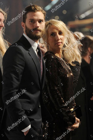 '50 Shades of Grey' Uk Premiere at the Odeon Leicester Square Jamie Dornan and Director; Sam Taylor-johnson