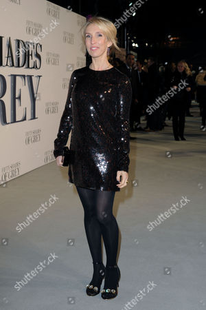 '50 Shades of Grey' Uk Premiere at the Odeon Leicester Square Director; Sam Taylor-johnson