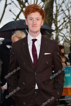 Stock Image of 'A Hologram For the King' Uk Premiere at Bfi Southbank Will Merrick