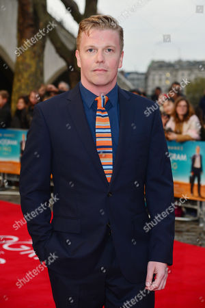 Stock Picture of 'A Hologram For the King' Uk Premiere at Bfi Southbank David Menkin