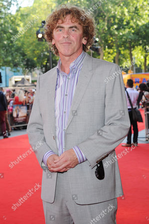 Stock Image of 'Alan Partridge: Alpha Papa' Premiere at the Vue Cinema Leicester Square Declan Lowney