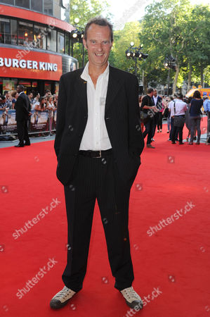 'Alan Partridge: Alpha Papa' Premiere at the Vue Cinema Leicester Square Phil Cornwell