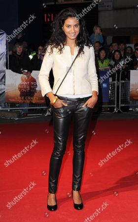 Stock Picture of 'Almayer's Folly' Red Carpet During the 55th Bfi London Film Festival at the Vue Leicester Square Aurora Marion