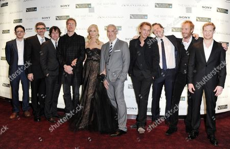 Editorial photo of 'Anonymous' Red Carpet During the 55th Bfi London Film Festival at the Empire Leicester Square - 25 Oct 2011