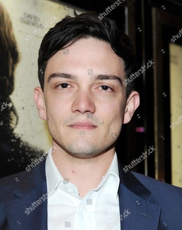 'Anonymous' Red Carpet During the 55th Bfi London Film Festival at the Empire Leicester Square Sebastian Armesto