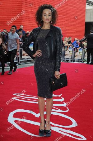 'Belle' Premiere at the Bfi Southbank Elarica Gallacher