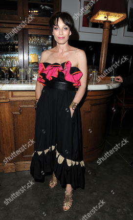 'Betrayal' Press Night Afterparty at the Portait Gallery Cafe Trafalgar Square Kristin Scott Thomas