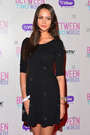 'Between Two Worlds' Premiere at the Picturehouse Central Bethan Wright