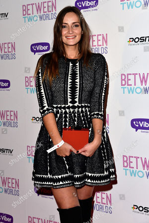 Editorial image of 'Between Two Worlds' Premiere - 19 Oct 2015