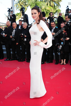 'Carol' Red Carpet at the Palais Des Festivals During the 68th Cannes Film Festival Fahriye Evcen