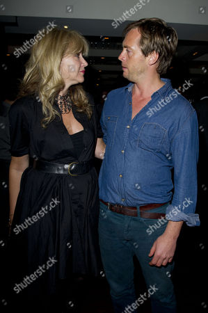 'Chimerica' Press Night at the Harold Pinter Theatre and After Party at Grace Great Windmill Street Sonia Friedman and Stephen Campbell Moore
