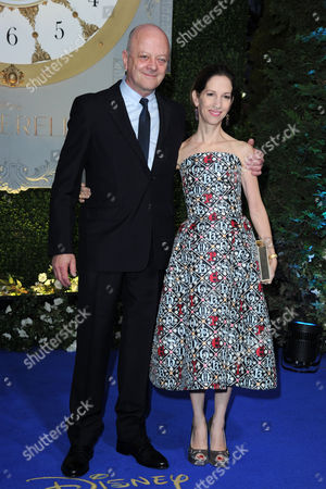 'Cinderella' Uk Premiere at the Odeon Leicester Square David Barron and Allison Shearmur - Producers