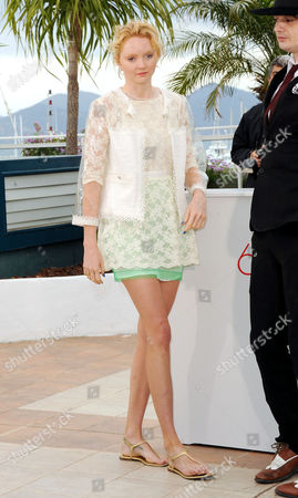 'Confession of A Child of the Century' Photocall at Palais Des Festivals During the 65th Cannes Film Festival Lily Cole