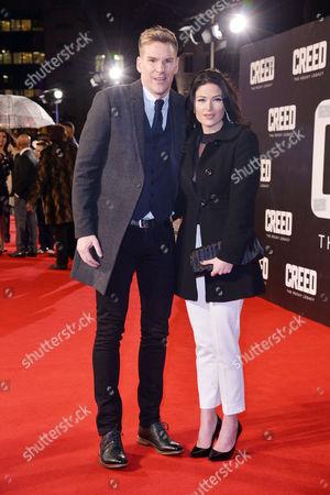 'Creed' European Premiere at Empire Leicester Square Craig Stevens