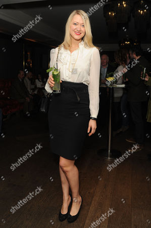'Day of the Flowers' Premiere Afterparty at the Mayfair Hotel Siobhan Hewlett