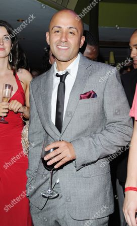 'Demons Never Die' Uk Premiere Afterparty at the Pigalle Club Piccadilly Director Arjun Rose