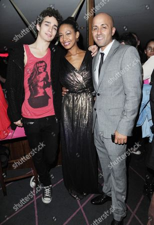 'Demons Never Die' Uk Premiere Afterparty at the Pigalle Club Piccadilly Robert Sheehan Shanika Warren-markland and Director Arjun Rose