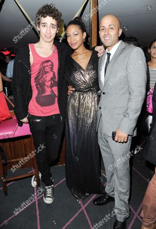 Editorial photo of 'Demons Never Die' Uk Premiere Afterparty at the Pigalle Club, Piccadilly - 10 Oct 2011