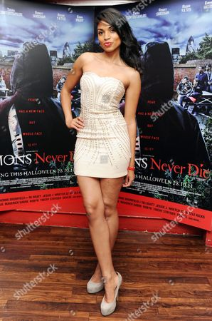 Editorial photo of 'Demons Never Die' Uk Premiere at Odeon Westend - 10 Oct 2011