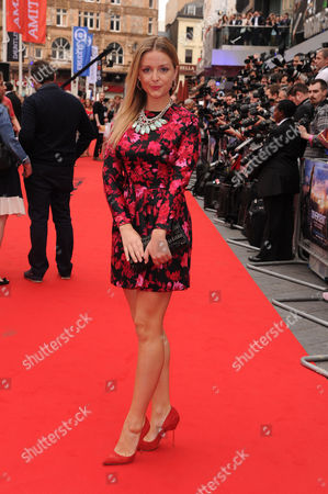 'Divergent' Uk Premiere at the Odeon Leicester Square Ruth Kearney