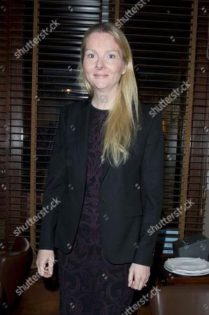 'Doktor Glas' Press Night at Wyndhams Theatre and After Party at Cafe Koha Nicola Clase (swedish Ambassador in London)