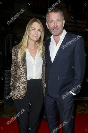 'Dom Hemingway' Premiere at the Curzon Mayfair Sean Pertwee with His Wife Jacqui Hamilton-smith