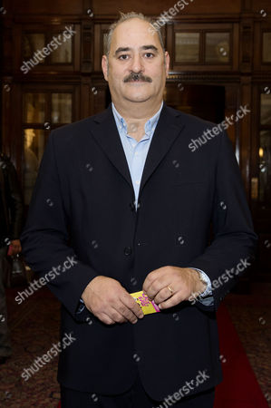 'East is East' Press Night Afterparty at Royal Horseguards Hotel Whitehall Ayub Khan Din (writer and Co-star)