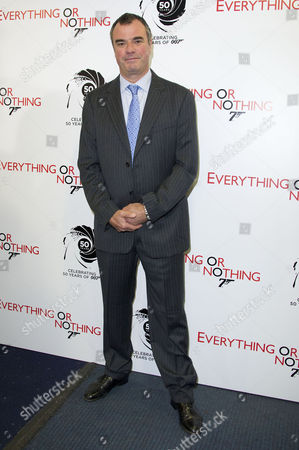 'Everything Or Nothing - the Untold Story of 007' Screening at the Odeon Westend Chris Corbould