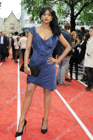 'Fast Girls' World Premiere at the Odeon Westend Tiana Benjamin