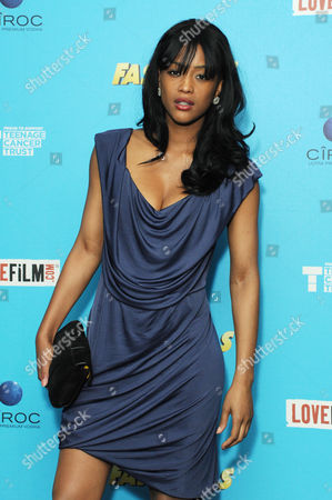 'Fast Girls' World Premiere After Party at the Paramount Club Centrepoint Tiana Benjamin