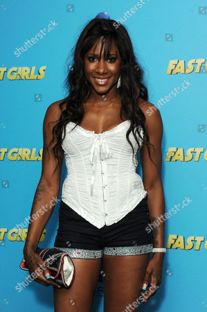 'Fast Girls' World Premiere After Party at the Paramount Club Centrepoint Tasha Danvers