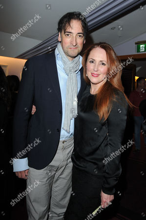 'Follies in Concert' at the Royal Albert Hall Alistair Mcgowan with His Wife Charlotte Page