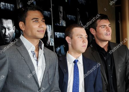 Editorial picture of 'Four' Uk Premiere at Empire Leicester Square - 10 Oct 2011