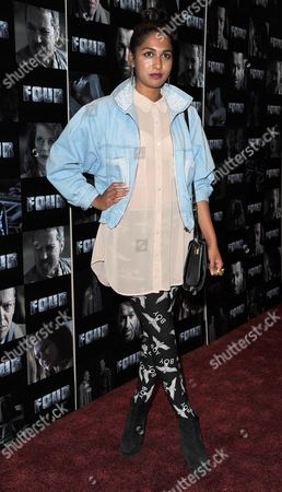 'Four' Uk Premiere at Empire Leicester Square Meryl Fernandes