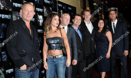Editorial photo of 'Four' Uk Premiere at Empire Leicester Square - 10 Oct 2011