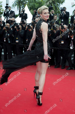 'Foxcatcher' Red Carpet at the Palais Des Festivals During the 67th Cannes Film Festival Sarah Marshall