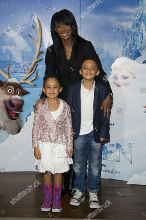 Editorial photo of 'Frozen' Sing-a-long Screening - 08 Feb 2014
