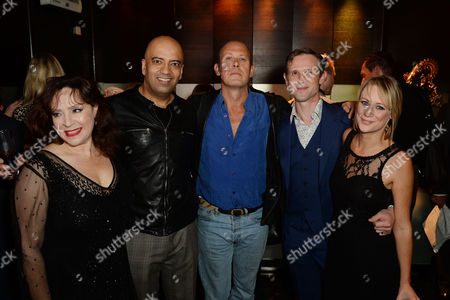 Editorial image of 'Great Britain' Press Night - 26 Sep 2014