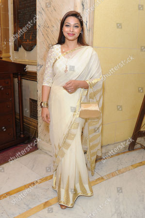 'Handbagged' Press Night Afterparty at the Royal Hourseguards Hotel Ayesha Dharker