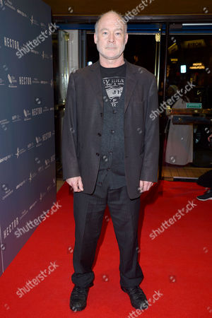 'Hector' Uk Premiere at the Cineworld Haymarket Ewan Stewart
