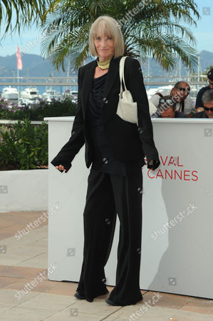'Holy Motors' Photocall at Palais Des Festivals During the 65th Cannes Film Festival Edith Scob