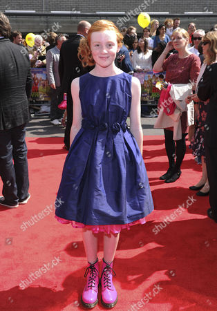 'Horrid Henry the Movie' World Premiere at Bfi Southbank Scarlett Stitt