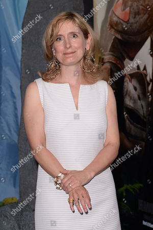 'How to Train Your Dragon 2' Uk Premiere at the Vue Leicester Square Author Cressida Cowell
