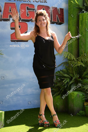 'How to Train Your Dragon 2' Uk Premiere at the Vue Leicester Square Lettice Rowbotham