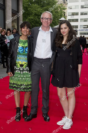 'Hummingbird' Premiere at the Odeon Westend Paul Webster (producer)