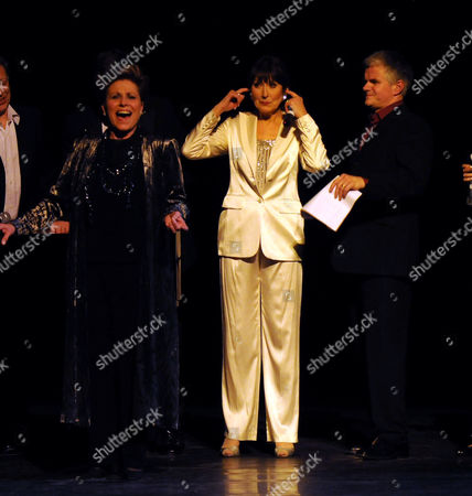 'I'd Like to Teach the World to Sing' in Aid of the Royal Brompton Hospital Ian Adam Memorial Fund at Her Majesty's Theatre Lorna Dallas and Anita Harris