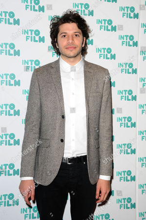 'Into Film' Awards at the Empire Leicester Square Dimitri Leonidas