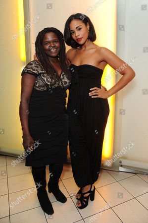'It's A Lot' Premiere at the Vue Cinema Leicester Square Roxy Sternberg with Her Mother