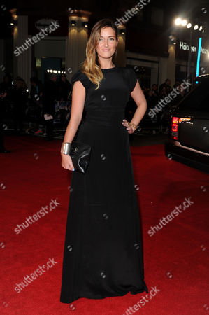 'Jack Ryan: Shadow Recruit' Uk Premiere at the Vue Leicester Square Francesca Newman Young (made in Chelsea)