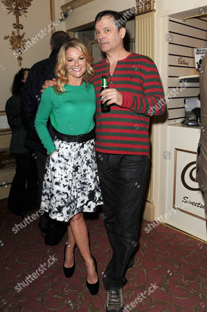 'Jeeves and Wooster' Cast Change Press Night at the Duke of York's Theatre St Martin's Lane Sarah Hadland and Mark Heap